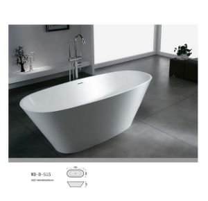 Artificial Stone Bathtub (WB-B-S15)