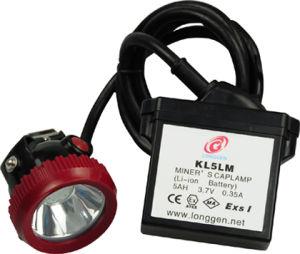 Miner′s Cap Lamp (KL5LM)