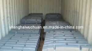 OEM Manganese Jaw Parts for Metso C125 Crusher pictures & photos