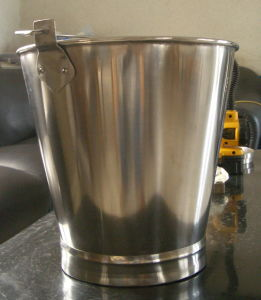 Stainless Steel Tank for Milk Storage