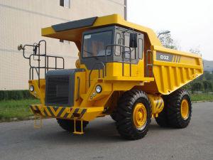 Mine Dump Truck Capacity 32 Ton