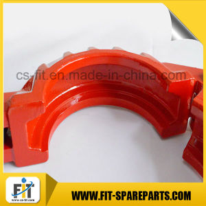 Quick Pipe Clamp/Sany of Concrete Pump/Concrete Pump Rubber Hose Clamp pictures & photos