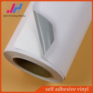 Newest Products Self Adhesive Vinyl Clear for Printing pictures & photos