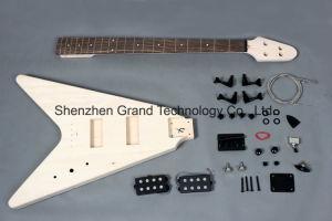 Electric Bass DIY / Electric Guitar Bass Guitar Kit (37) pictures & photos