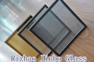 Low E Insulated Glass- Hollow Glass for Building/Furniture (Tempered) pictures & photos