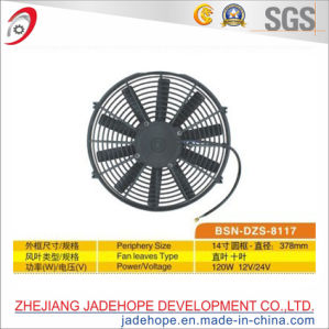 Electronic Cooling Fan for The Auto Air-Conditioner pictures & photos