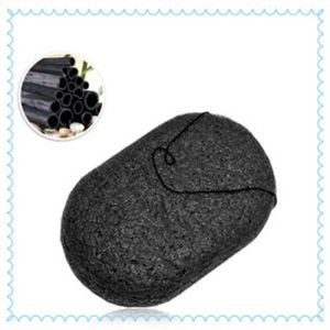 100% Natural Activated Eco-Friendly Bamboo Charcoal Sponge pictures & photos