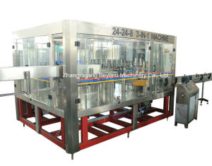 Cgf24-24-8 Mineral Pure Water Bottling Machine pictures & photos