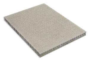 Stone Back Fiberglass Aluminum Honeycomb Panel pictures & photos