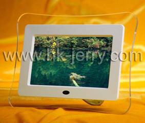 "7"" Plastic Digital Photo Frame (HJD-707)"