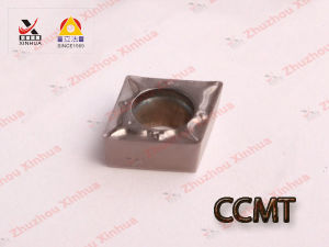 High Hardness Cemented Carbide Cermet Cutting Tools Ccmt pictures & photos