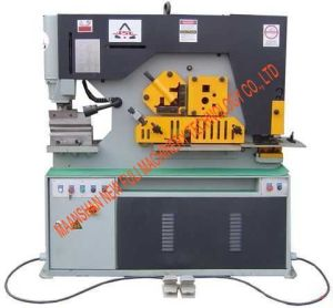 CNC Hydraulic Iron Working Machine