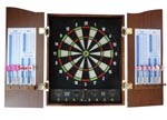 Cabinet with Electronic Dartboard (ED-008) pictures & photos
