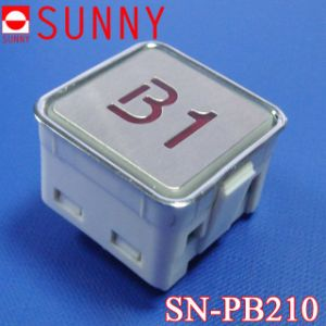 Elevator Push Button for Kone (SN-PB210) pictures & photos