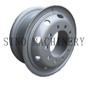 7.5-20 High Quality Steel Wheel Rim pictures & photos