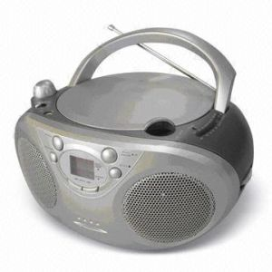 CD Boombox with RMS 0.8W x 2 Output Power (SH-BB-2A) pictures & photos