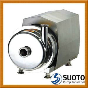 Food Grade Stainless Steel Milk Pump pictures & photos