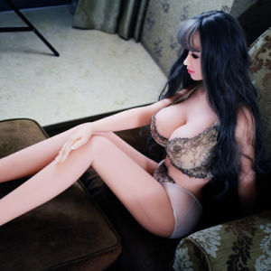 158cm Big Breast Adult Toy, Real Sex Doll Pubic Hair pictures & photos