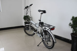 City Folding Electric Bike Foldable E Bicycle Ce Approved Motorcycle Mobility Scooter pictures & photos