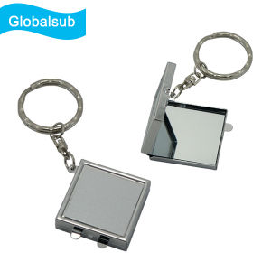 Blank Printable Compact Pocket Mirror for Sublimation pictures & photos