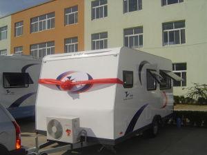 Motorhome RV Caravan Camper Trailer