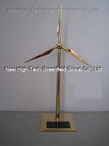 DIY Solar Power Windmill Model