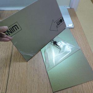 4X0.5mm PVDF Coating Fireproof Aluminium Composite Panel pictures & photos