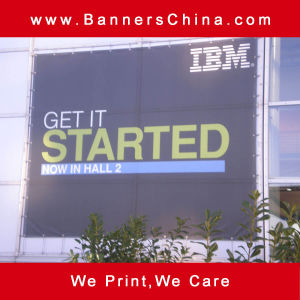 Outdoor Digital Printing Vinyl Advertising Banner pictures & photos
