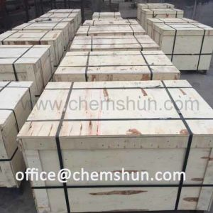 Ceramic Rubber Chute Plate as Abrasive Liner Materials (hexagonal tile) pictures & photos