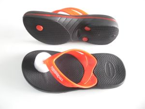 Kids Slipper with Comfort PVC Strap (XF603)