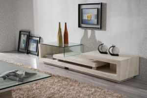 Marble Stone TV Stand D3306