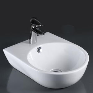 Unique Porcelain Bathroom Vessel Sink (6078) pictures & photos