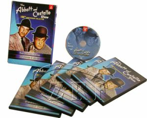DVD Slipcase Set DVD Replication pictures & photos