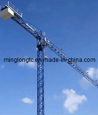 Topless Tower Crane (QTZP5613) pictures & photos