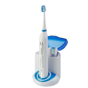 Rst2031 Rechargeable Sonic Power Toothbrush with UV Sanitizer