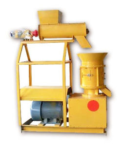 Fertilizer Pellet Mill, Biomass Wood Pellet Making Machine, Sawdust Pelleter
