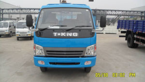 T King 1.5 Ton Light Truck (Diesel Engine) --Zb1022bdbs pictures & photos