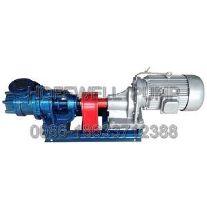 CE Approved NYP52A Bitumen Internal Gear Pump pictures & photos