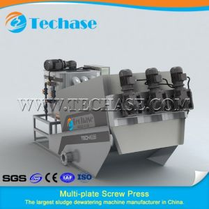 Dryer Sewage Treatment Machine for Recycled Water Better Than Belt Press pictures & photos