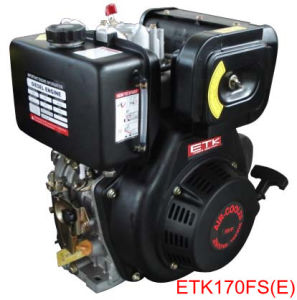 Single Cylinder Diesel Engine for Generator with CE pictures & photos