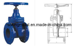 Shipbuilding Non-Rising Gate Valve (RVHX) pictures & photos