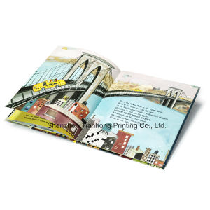 Professional Book Printing Companies (OEM-HC035) pictures & photos