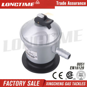 Ce Approved Clip on Gas Pressure Regulator/LPG Regulator