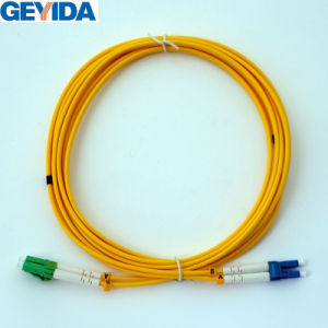 LC/Upc- LC/APC Duplex Optical Patch Cord pictures & photos