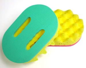 Cleaning Sponge (With Holder) pictures & photos