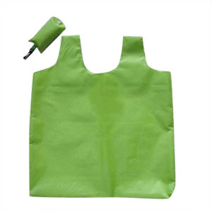 Polyester Shopping Gift Tote Hand Foldable Bag pictures & photos