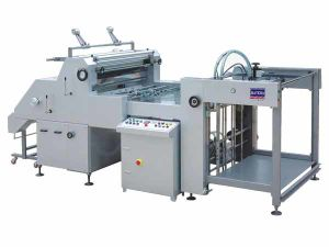 Water-Based OPP Film Laminator