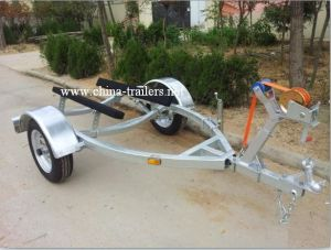 Wave Runner Trailer with Single Axle pictures & photos