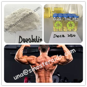 Finished Steroids Oils Deca 250 Durabolin Nandrolone Decanoate for Muscle Gain pictures & photos