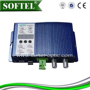 CATV FTTH Optical Satellite Receiver pictures & photos